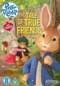 Peter-Rabbit-The-Tale-Of-True-Friends-DVD-DVD-New
