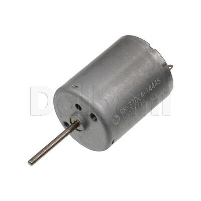 For MABUCHI RK-370CA-24125 DC6V 8000RPM Carbon Brush Micro DC Motor for DIY Part