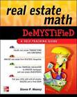 Real Estate Math Demystified by Steven P. Mooney (Paperback, 2007)