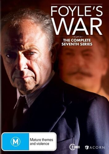 1 of 1 - Foyle's War Series 7 - The Complete 7th Season : NEW DVD
