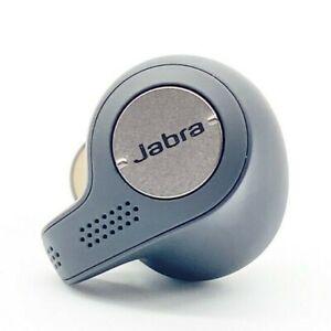 Jabra Elite Active 65t True Wireless Earbud Titanium Black Oem Left Side Ebay
