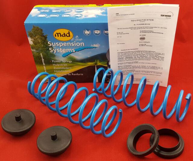 MAD Zusatzfedern 121212-HV-140585 für Dacia Lodgy
