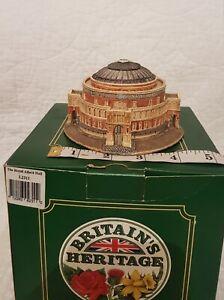 Lilliput-Lane-The-ROYAL-ALBERT-HALL-1999-Britain-039-s-Heritage-Boxed-No-Deed