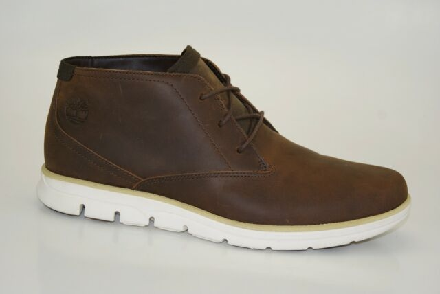 d0e46c8a18c8e Timberland Bradstreet Chukka Boots Ultra Easy Men's Lace-Up Shoes Shoes  A11bg