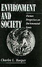 Environment and Society  Human Perspectives on Environmental Issues