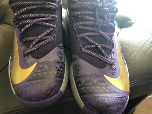 size 40 7bd9b c942a Image is loading DS-Nike-KD-VI-6-BHM-BLACK-HISTORY-