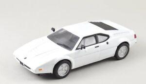 DieCast-Modellauto-1-43-Agostini-BMW-M1-Series-weiss
