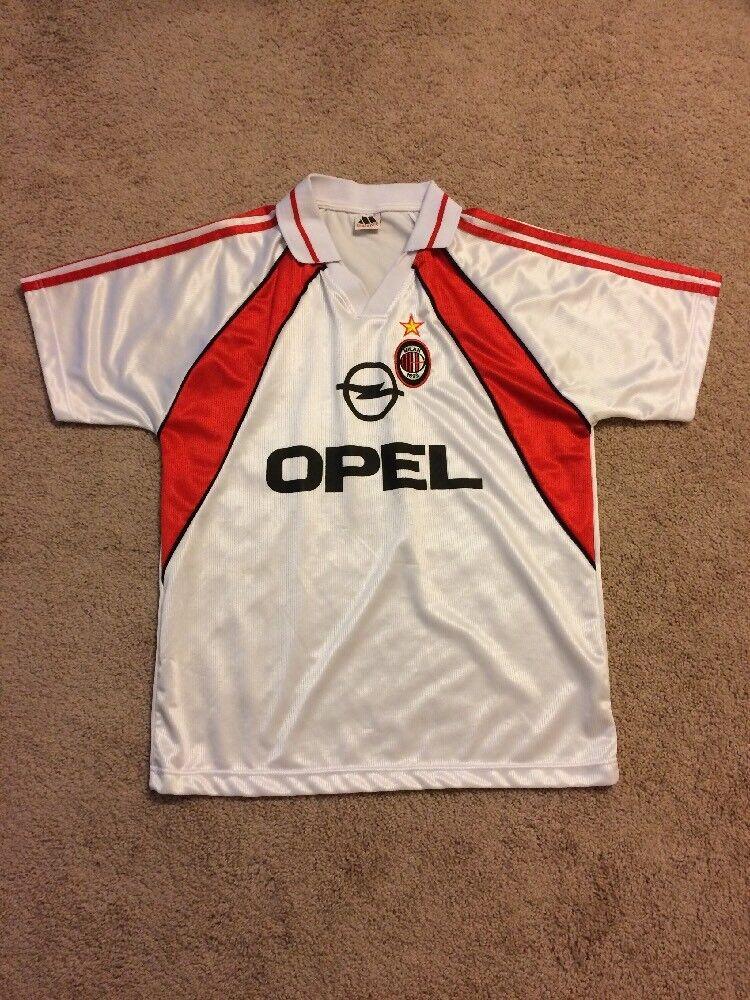AC Milan Opel Soccer Jersey