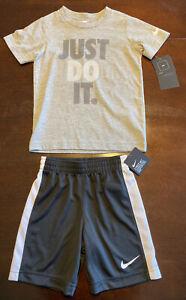 Boys Nike Shirt Shorts Toddler Outfit
