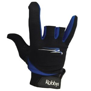 Robby's Pouce Saver Droitier Bowling Glove-afficher Le Titre D'origine