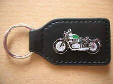 Schlüsselanhänger Triumph Bobber grün green Art. 1275 Motorrad Moto Motorbike