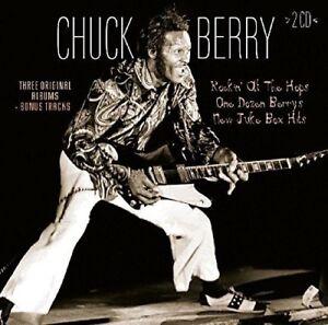 CHUCK-BERRY-3-ORIGINAL-ALBUMS-PLUS-2-CD-NEW
