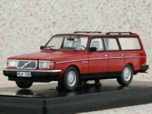 VOLVO 240 Polar - 1988 - red - Premium X 1:43