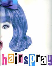 Hairspray Broadway Program - Marissa Jaret Winoker