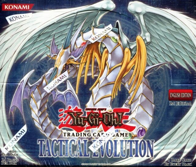 Yu-gi-oh Tactical Evolution Commons TAEV-EN046 - TAEV-EN080 Mint Card Selection