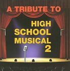 A Tribute to High School Musical 2 by The New Musical Cast (CD, May-2008, Big Eye Music)