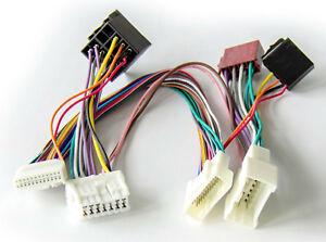 Parrot-THB-ISO-Radio-Adapter-Freisprechadapter-fuer-RENAULT-DACIA-MERCEDES-Citan
