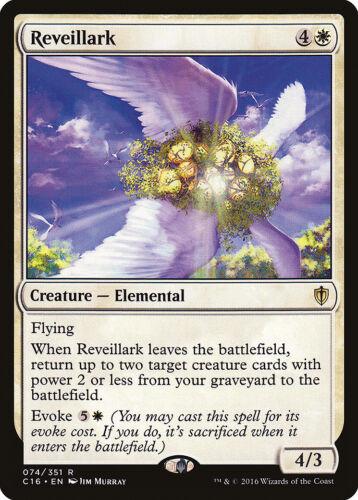 Reveillark Commander 2016 NM-M White Rare MAGIC THE GATHERING MTG CARD ABUGames