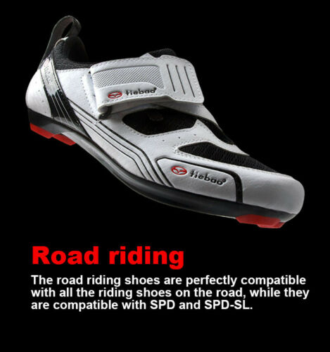Scarpe bici corsa strada  Scarpe Da Ciclismo resistente All/'usura Blocchi catena