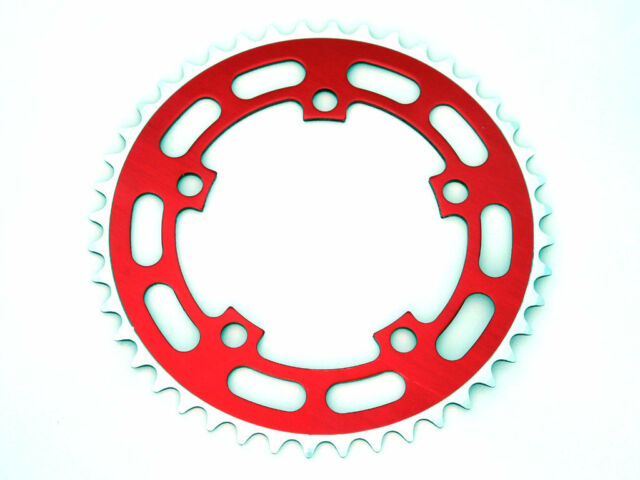 Porkchop BMX Chop Saw I single speed bicycle chainring 42T 110//130mm bcd GOLD