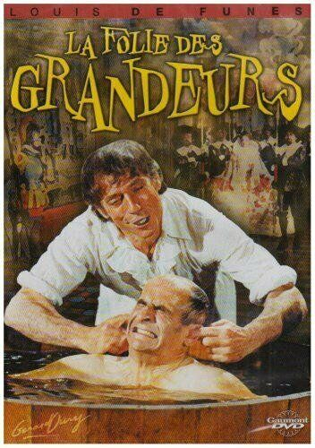 La Folie des Grandeurs /// DVD NEUF