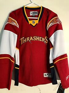 Reebok Women s Premier NHL Jersey Atlanta Thrashers Team Red sz S  220b81742