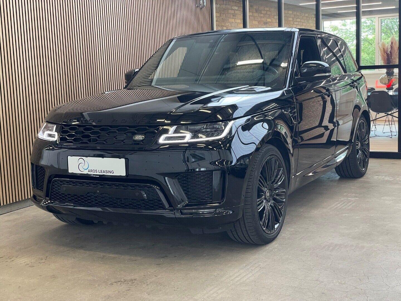 Land Rover Range Rover Sport 5,0 P525 Autobiography Dynamic aut. 5d - 7.120 kr.