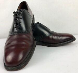 Allen Edmonds Polo Saddle Oxfords Shoes
