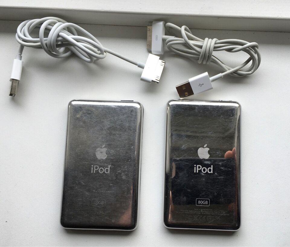 iPod, MB147, 80 GB