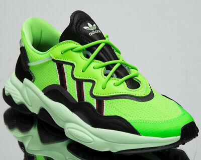 adidas Originals Ozweego Mens Solar Green Casual Lifestyle Sneakers Shoes EE7008 | eBay