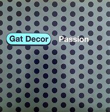 Gat Decor CD Single Passion - France (EX/EX)