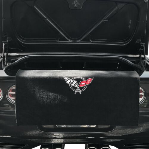 For Chevy Corvette 1997-2004 Seat Armour Trunk Towel Protector