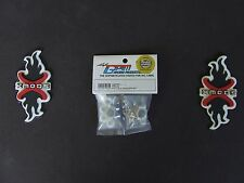 ***XMODS RARE EVO TOURING GPM ALLOY REAR KNUCKLES XME022 SILVER NEW ALUMINUM***