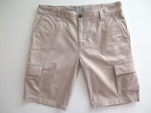 7bf370f794 Pierre Cardin Safari Trophy Men's Tailored Jeans Cargo Shorts Size ...