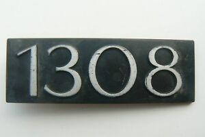 TALBOT-SIMCA-1308-sigle-embleme-logo-insigne-monogramme-de-carrosserie-plastique