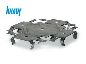 knauf niveauverbinder f r cd profile trockenbau. Black Bedroom Furniture Sets. Home Design Ideas