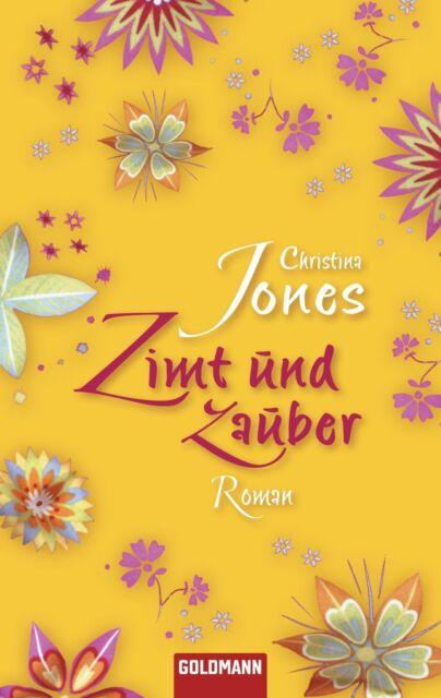 Zimt und Zauber von Christina Jones (Roman)
