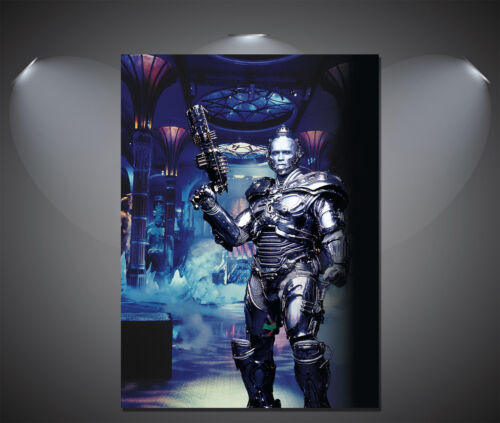 A3 Vintage Batman Mr Freeze Arnold Schwarzenegger Movie Poster A4 A1 A2