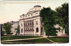 SIBLEY-COLLEGE-MECHANICAL-ARTS-CORNELL-UNIVERSITY-ITHACA-NY-1910-POSTCARD