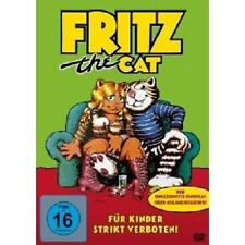 FRITZ THE CAT DVD NEU