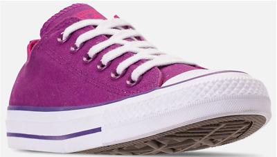 converse all star violette