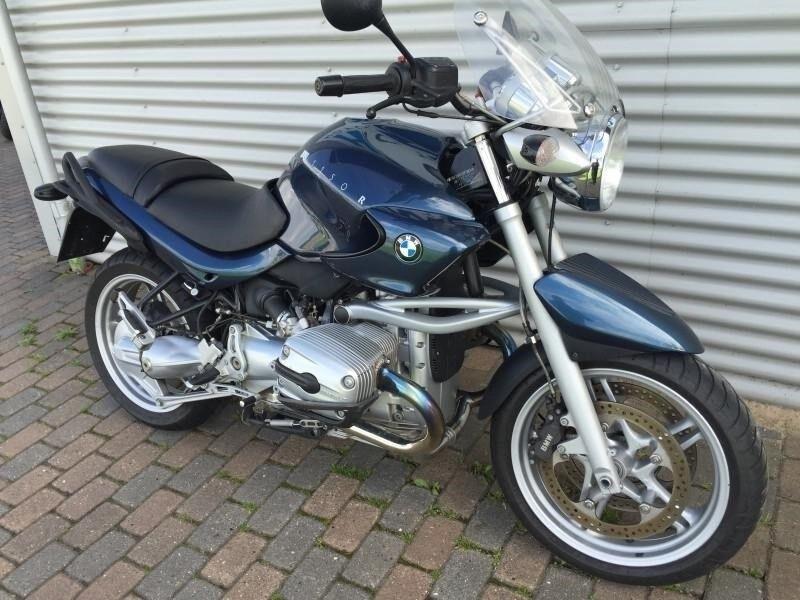 BMW, R 1150 R, 1130
