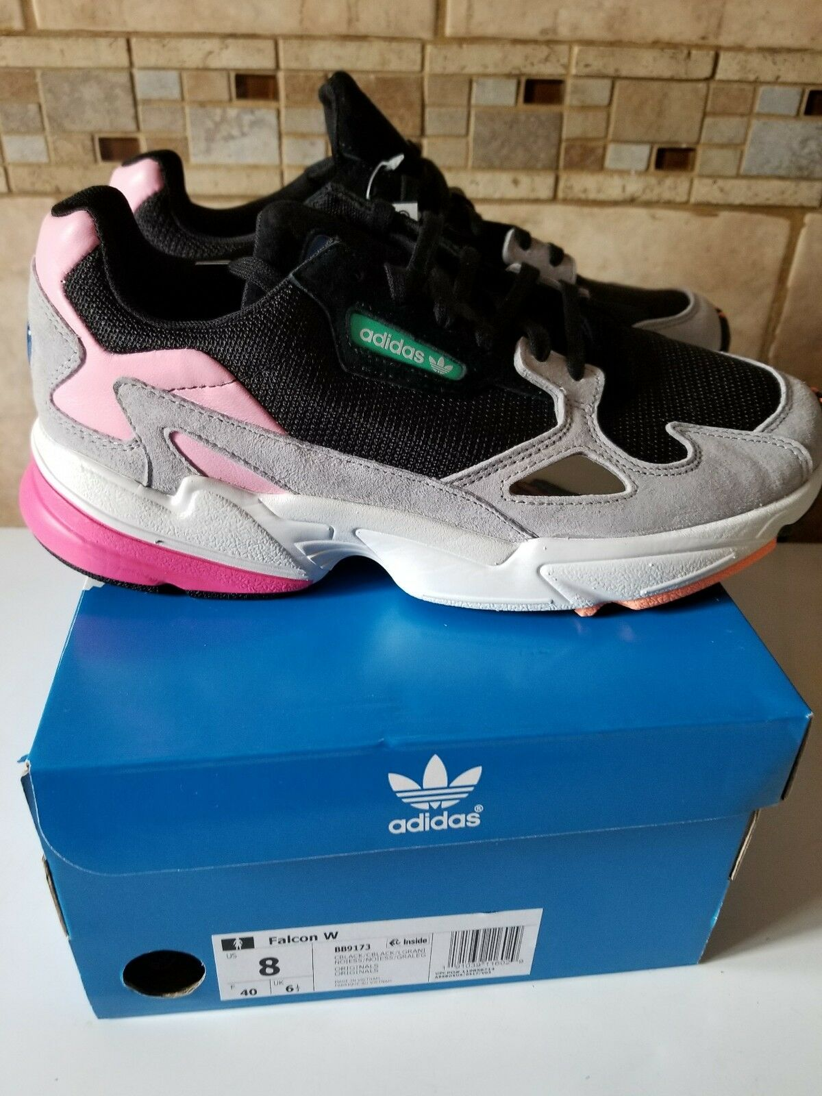 Adidas Falcon W Size 8W / Men's 6.5 (ozweego,yeezy,wave Runner,yung 1,nmd