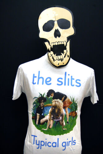 Les fentes-typique de filles-t-shirt