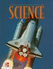 Science, Level 6 by McGraw-Hill/Glencoe, Good Book