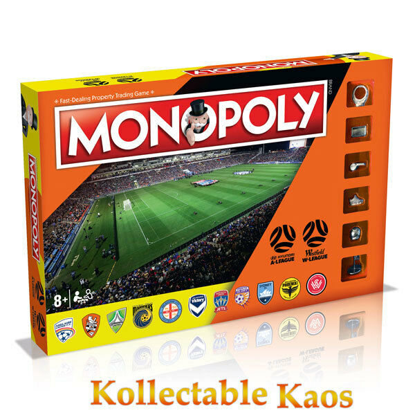Monopoly - Hyundai A-League Edition