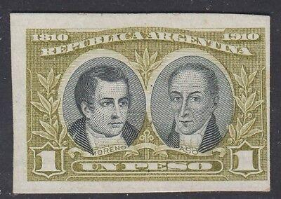 Argentinien Moreno-paso 172,trial Farbe Hitze Und Durst Lindern. 1910