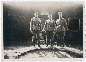 Wehrmacht-Russland-Baracke-20-Originalfoto-um-1940