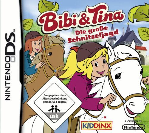 1 von 1 - Bibi und Tina - Die große Schnitzeljagd Game | gebraucht Nintendo DS
