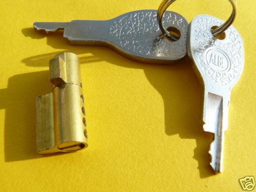 LOCK FOR ERDE /& DAXARA  /& DAXARA TRAILERS HIGH SECURITY